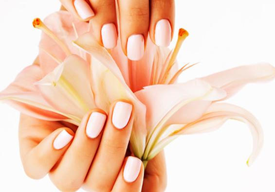Handpflege und Nagelpflege